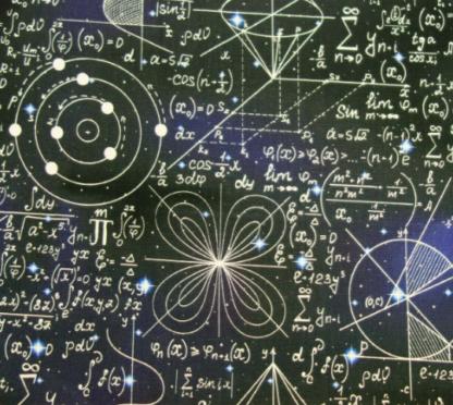 Scientific Maths Equations